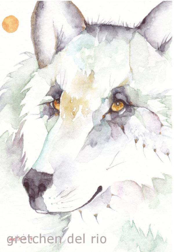 watercolor aceo 9/2014